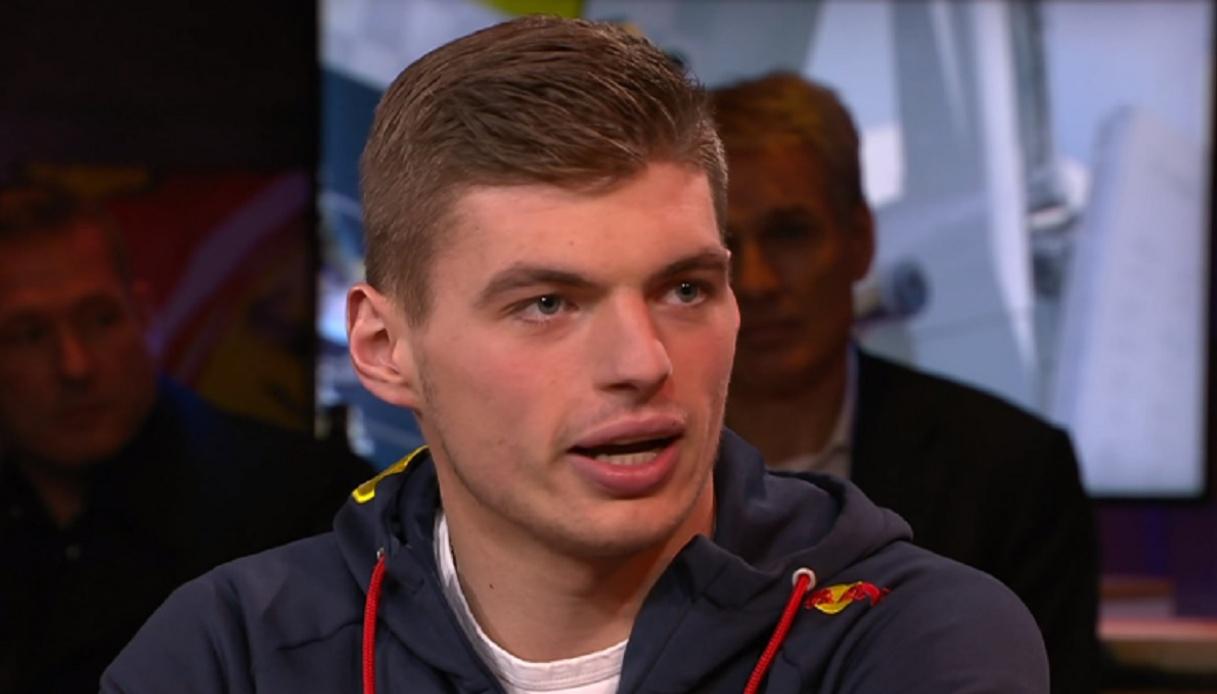 """F1, Verstappen: """"Chi non voleva ripartire da prendere a calci"""""""