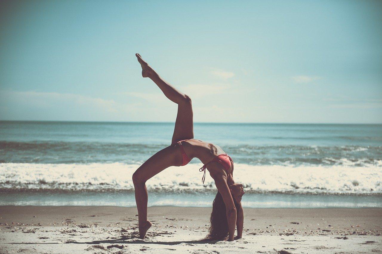 un differente tipo di yoga
