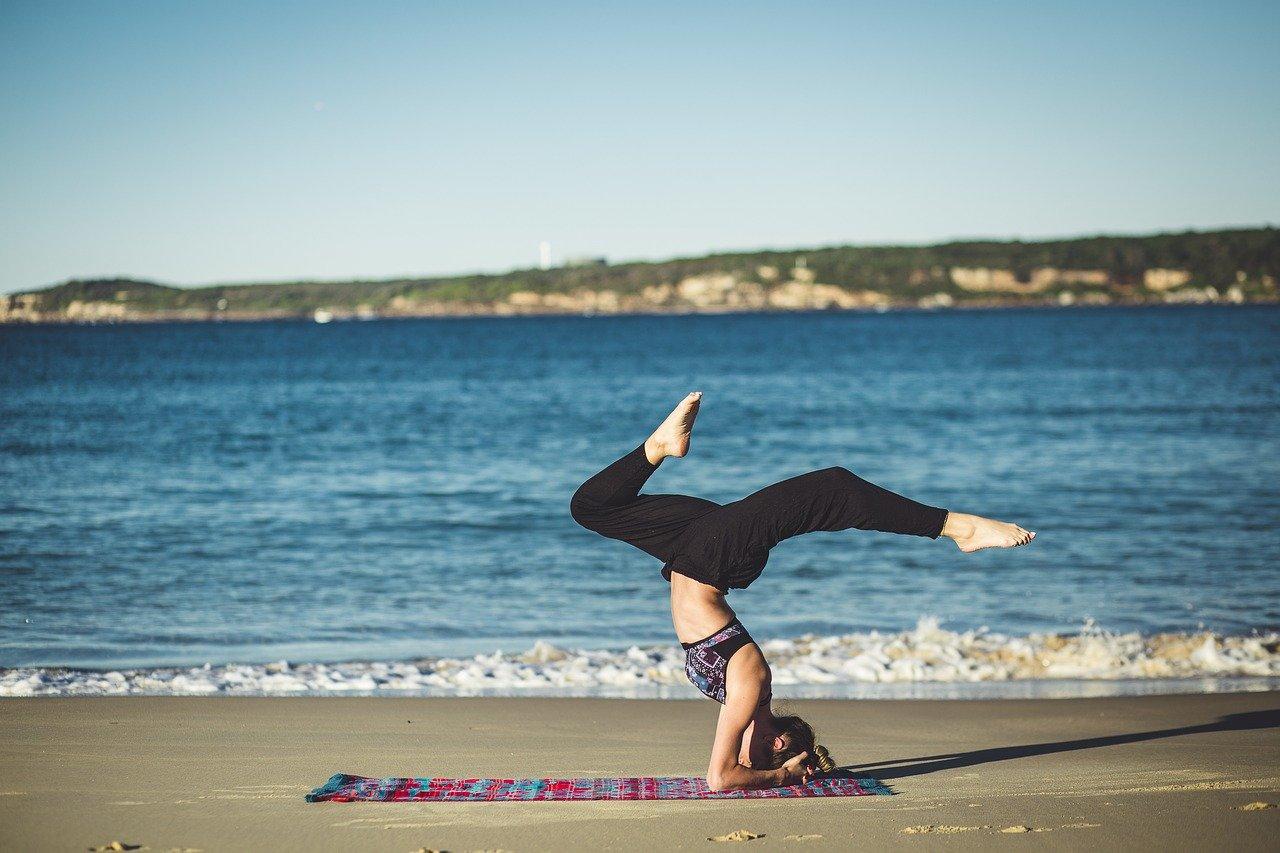 ad ogni atleta il suo yoga