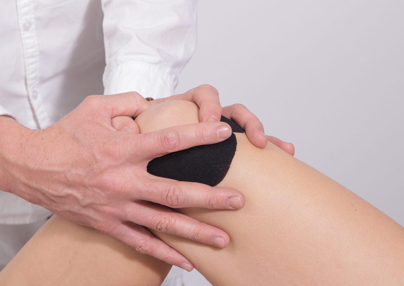 esercizi di rinforzo per il ginocchio