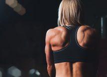 come allenare la schiena