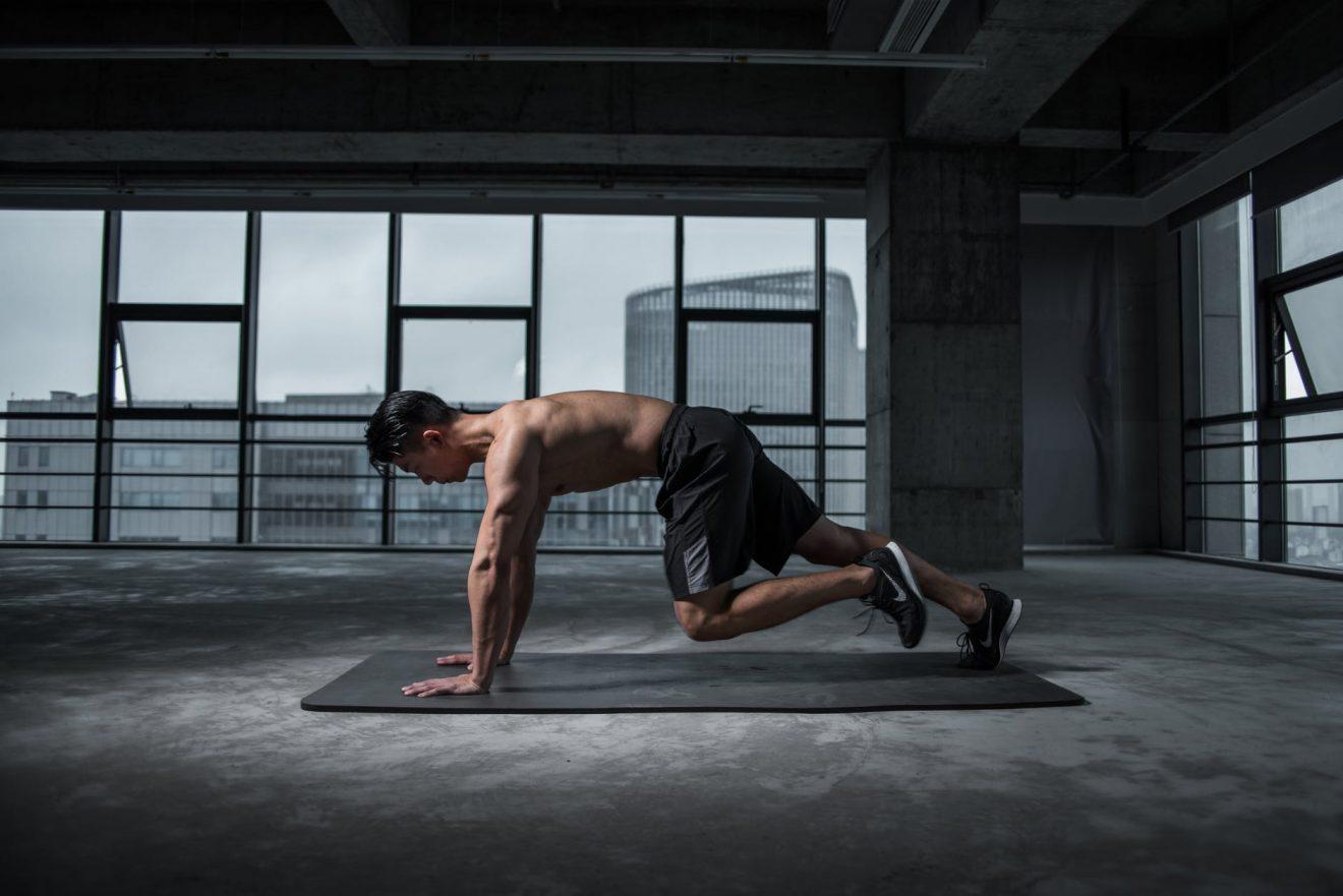 allenamento indoor