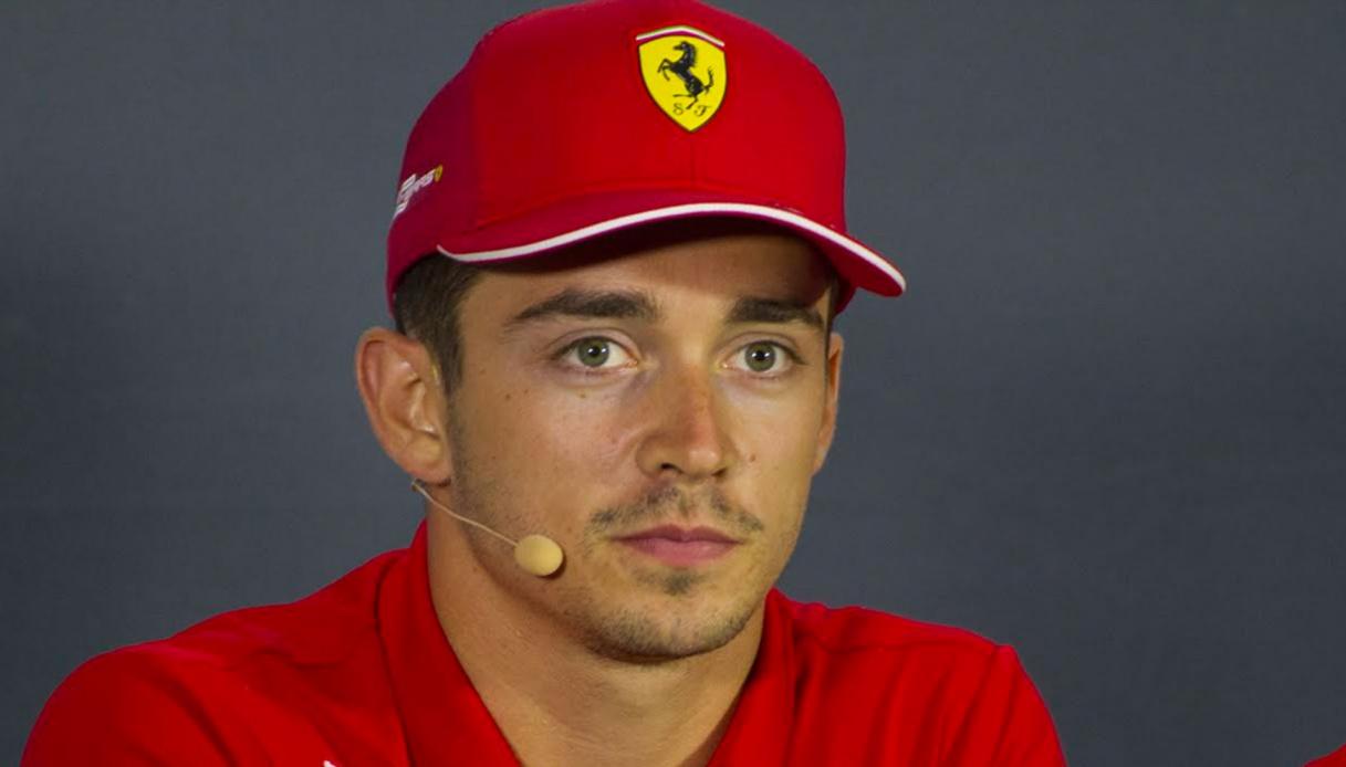 Charles Leclerc ha temuto tantissimo per Romain Grosjean