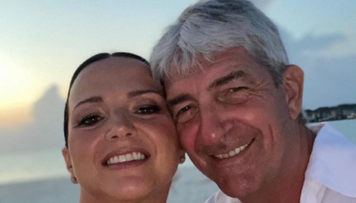 """Paolo Rossi, il dolore della moglie Federica: """"Gli ho detto 'vai'"""""""