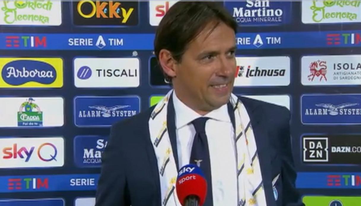 """Lazio, Inzaghi: """"Non saremo la cenerentola degli ottavi"""""""