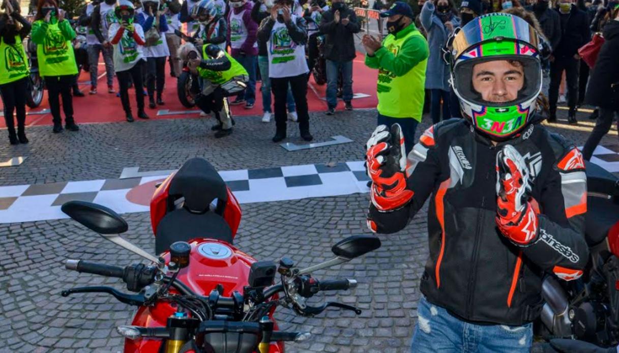 Rimini celebra Enea Bastianini