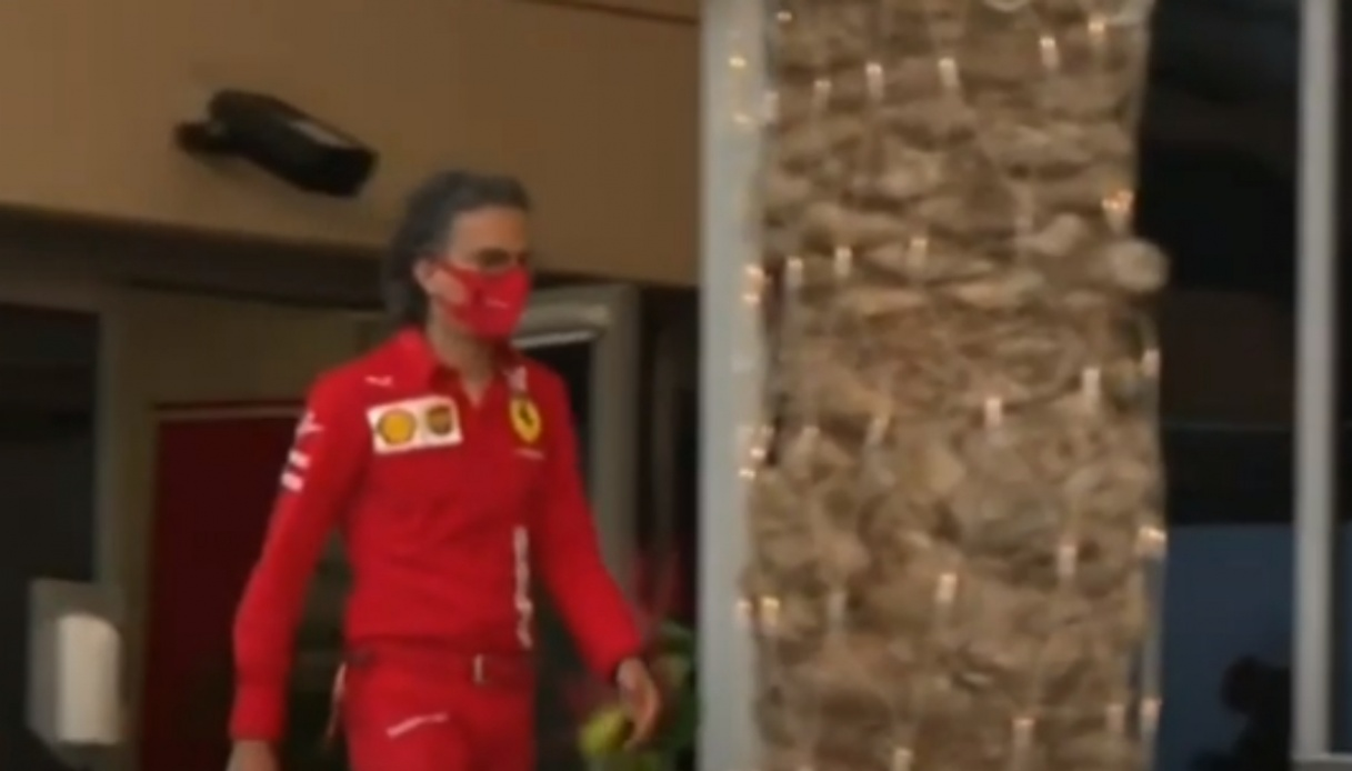 "Mekies a sorpresa: ""La Ferrari ha raggiunto significativi risultati"""