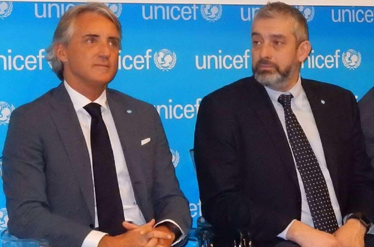 """Mancini: """"Il nostro calcio non poteva essere finito"""""""