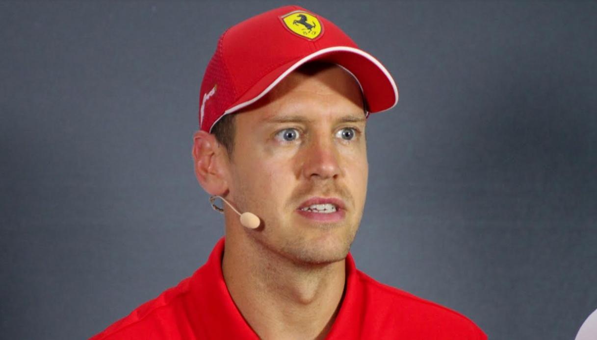 Vettel commosso per il regalo della Ferrari