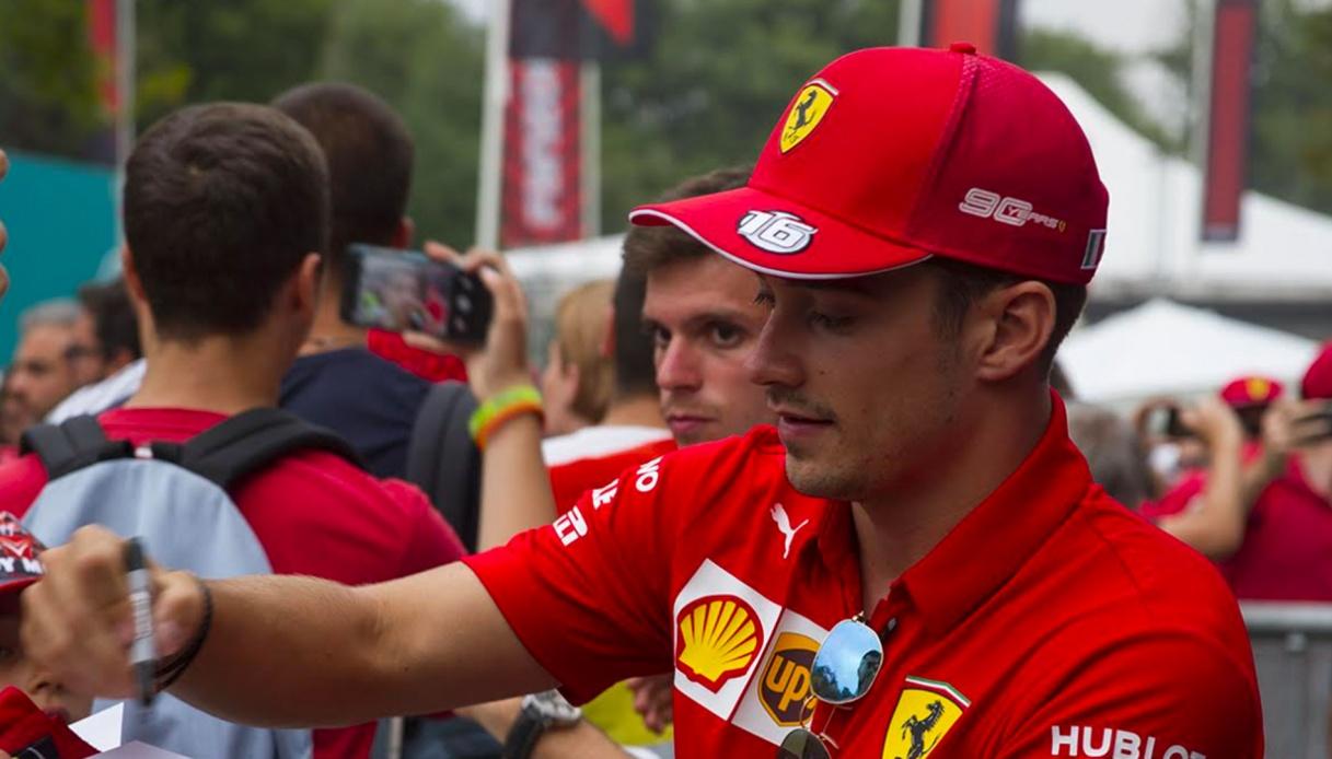 F1, Ferrari: Charles Leclerc fissa il nuovo obiettivo