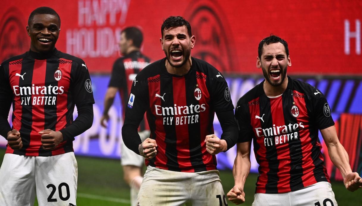 """Milan, Theo Hernandez: """"Lavoro per essere il migliore"""""""