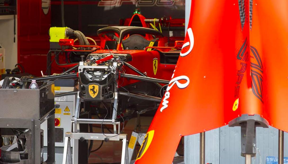 Stefano Domenicali mette in guardia la Ferrari