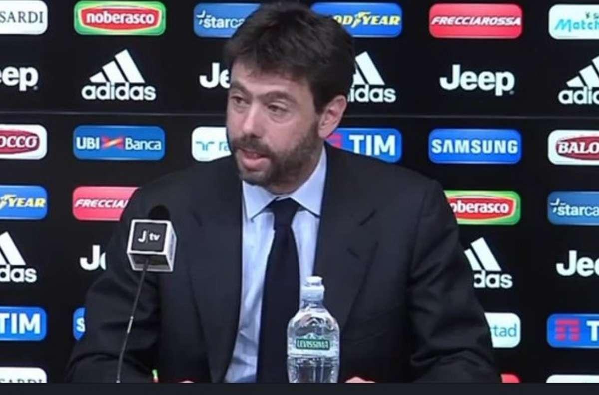 """Agnelli: """"Lotteremo fino alla fine per il decimo scudetto consecutivo"""""""