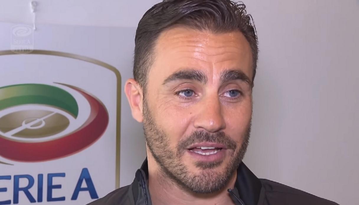 """Cannavaro: """"Cina? Situazione difficile, vorrei tornare"""""""