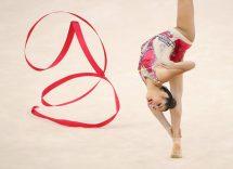 ginnastica ritmica storia