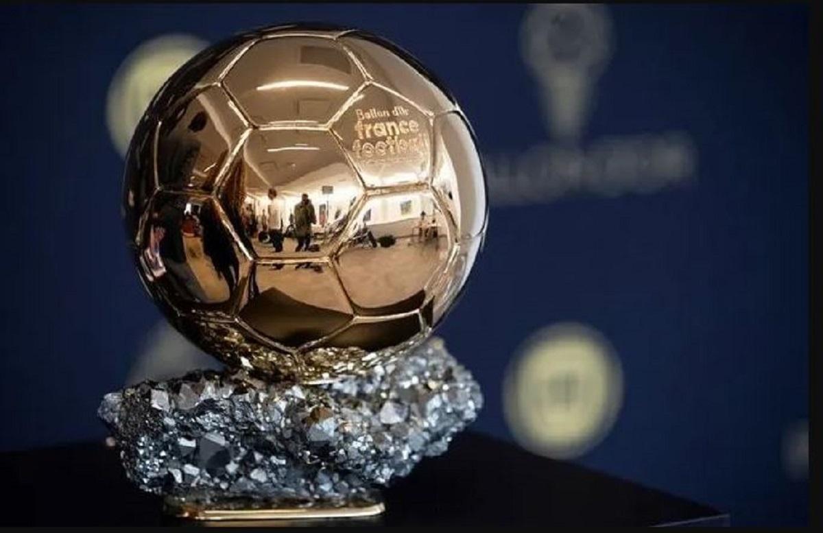 pallone d'oro storia