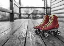 pattinaggio a rotelle storia
