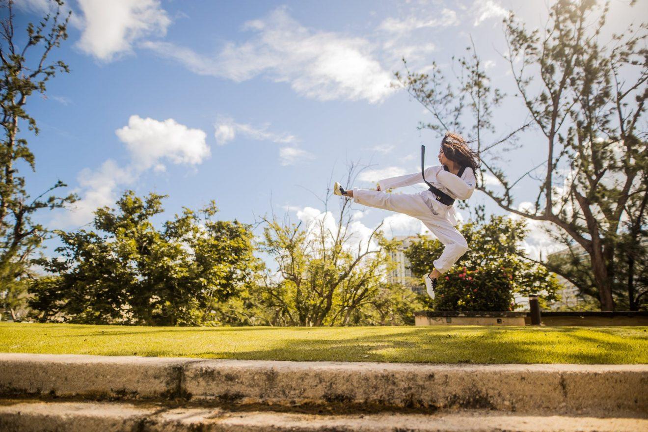 karate origine