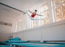 origini trampolino elastico