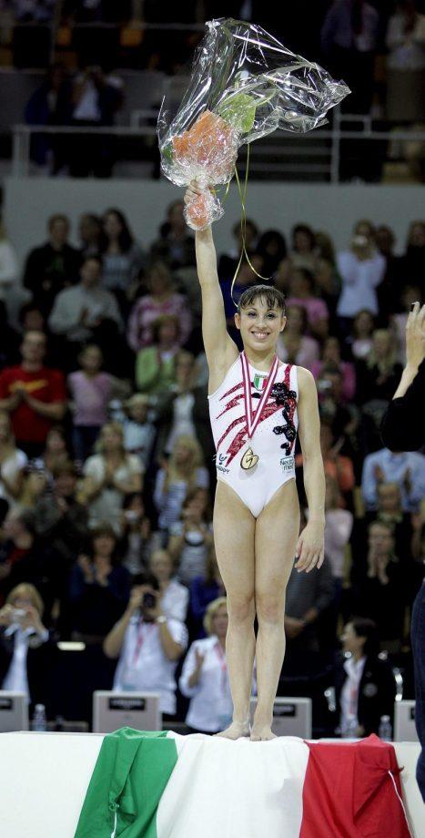 vanessa campionessa mondiale