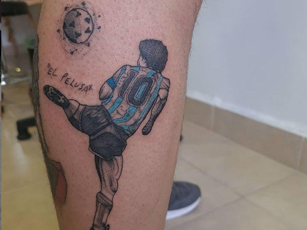 Calciatori più tatuati dai tifosi