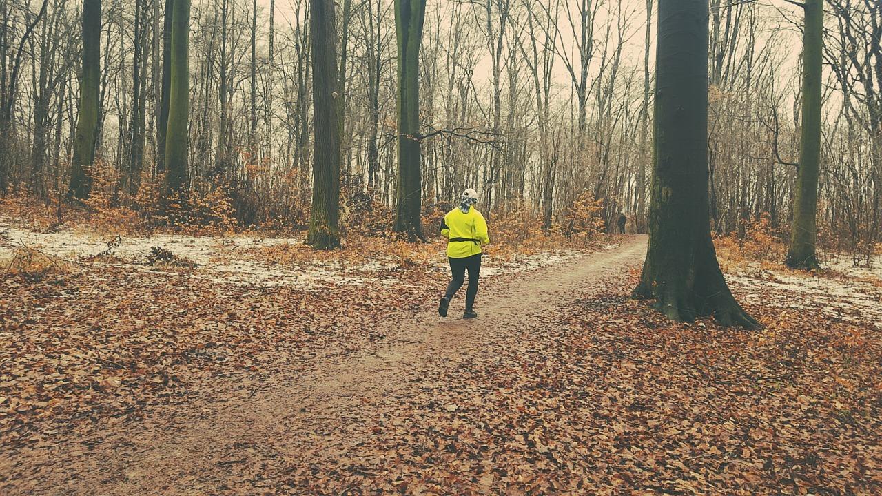 correre in inverno abbigliamento