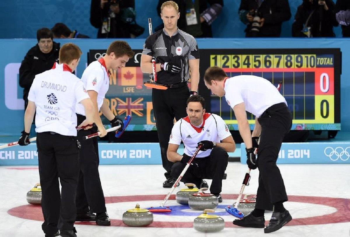 curling storia