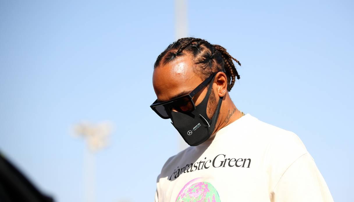 Lewis Hamilton, le richieste per il rinnovo con la Mercedes