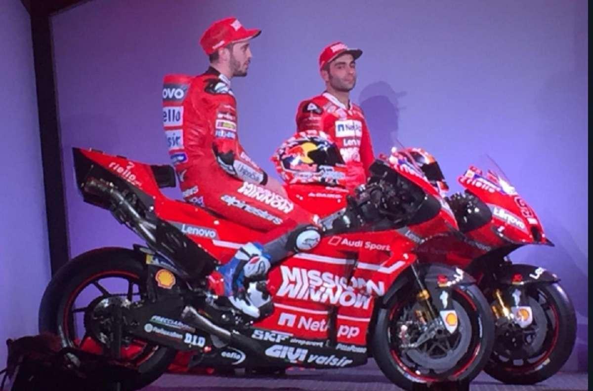 MotoGp, Ducati fino al 2026