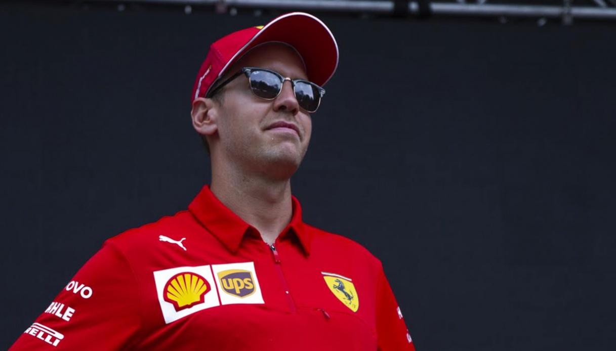 """Vettel: """"Addio alla Ferrari? Non c'è niente da capire"""""""