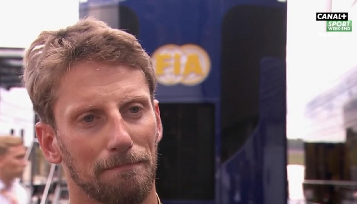 """Romain Grosjean non molla: """"Vorrei correre ancora"""""""