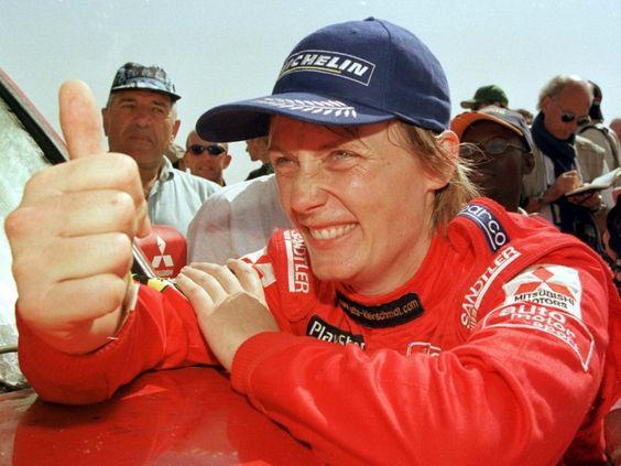 Jutta Dakar 2001