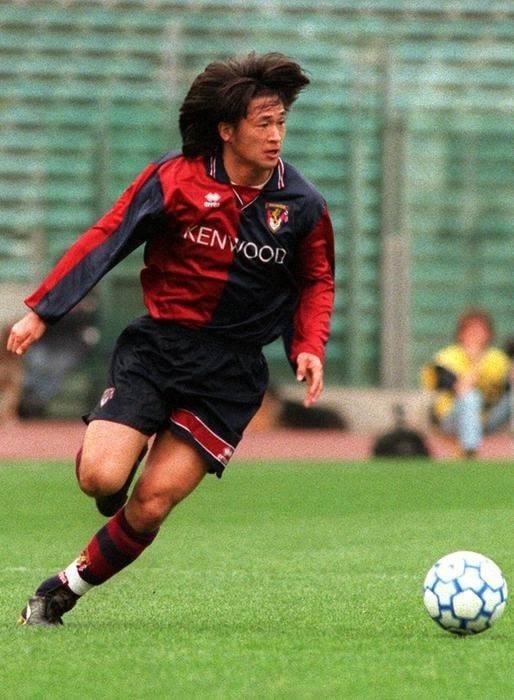 kazuyoshi genoa