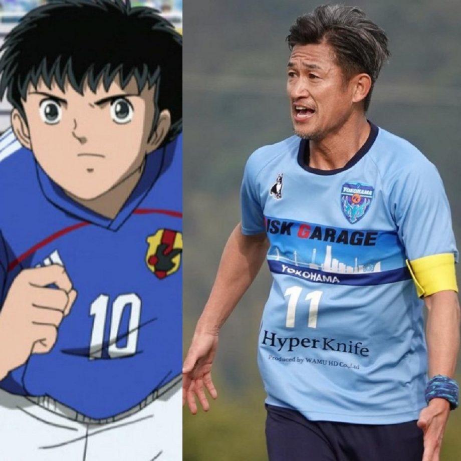 kazuyoshi miura storia