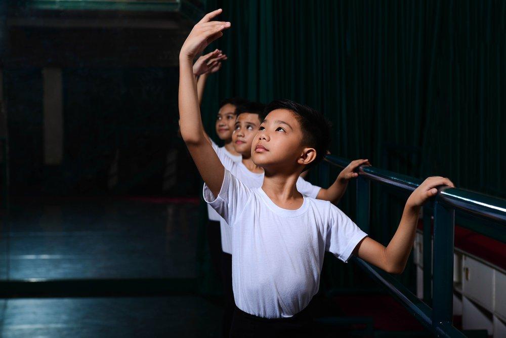 esercizi ispirati alla danza