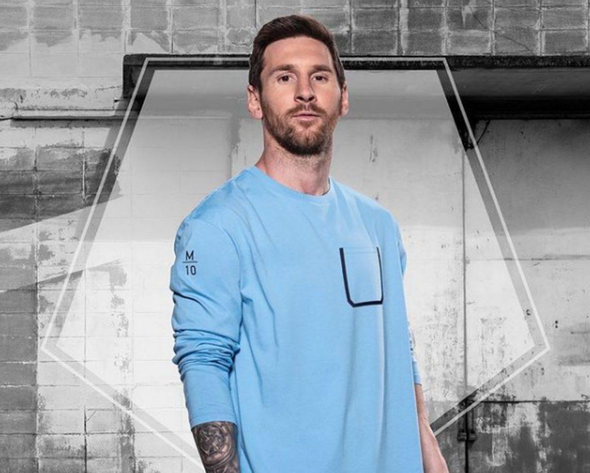 Lionel Messi contratto