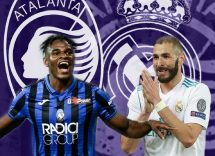 atalanta real madrid dove vederla in tv