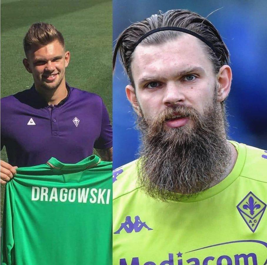 Dragowski barba