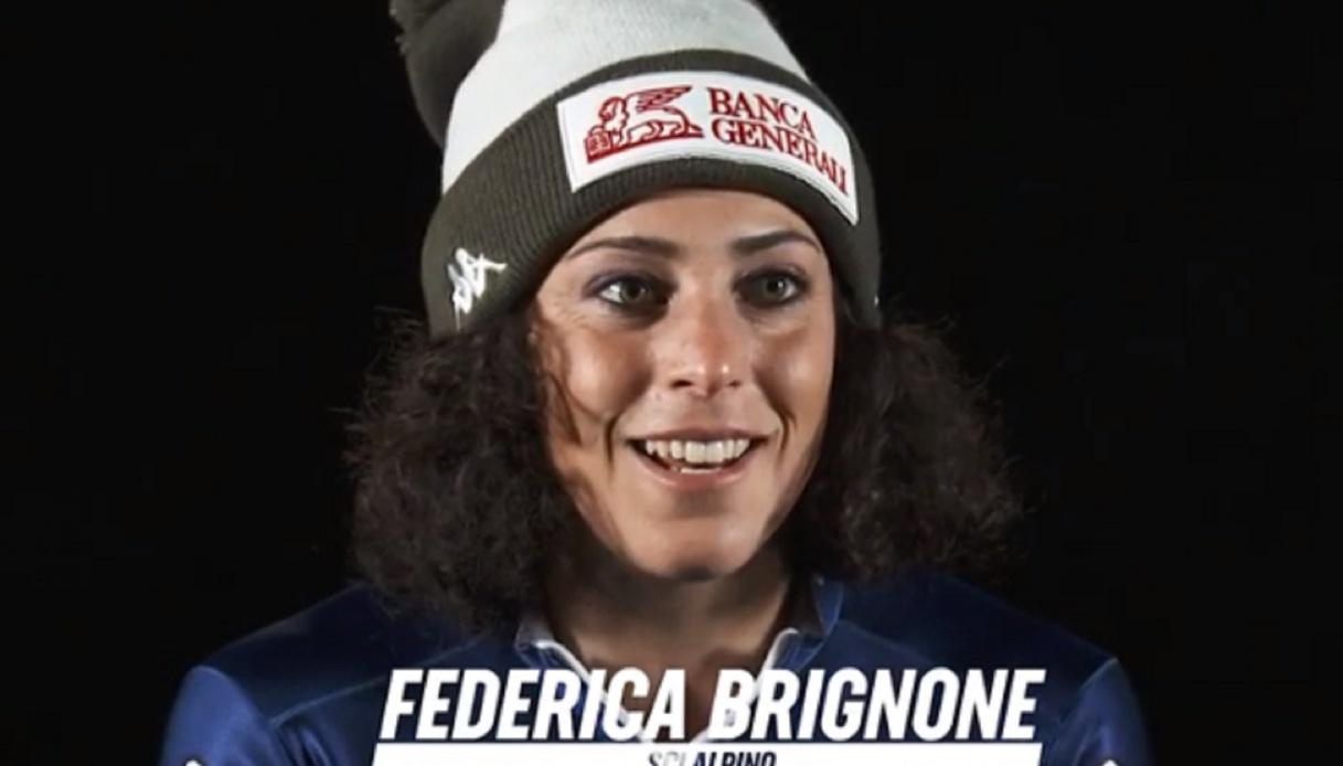"Federica Brignone: ""Darò tutto a Cortina"""
