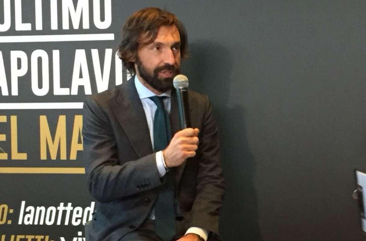 """Pirlo: """"Con l'Inter dovremo giocare da Juve"""""""