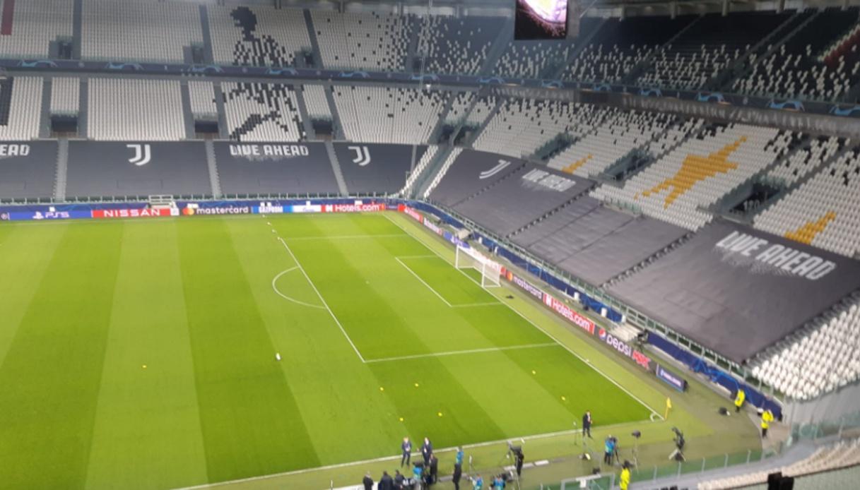 Pesante squalifica tra le fila della Juventus