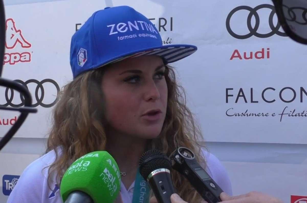 Snowboard, argento ai Mondiali per Michela Moioli
