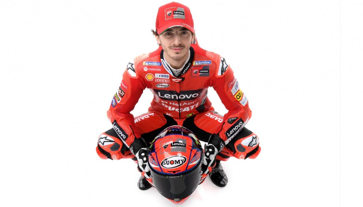 """Ducati, Pecco Bagnaia: """"Sarà importante lavorare con Miller"""""""