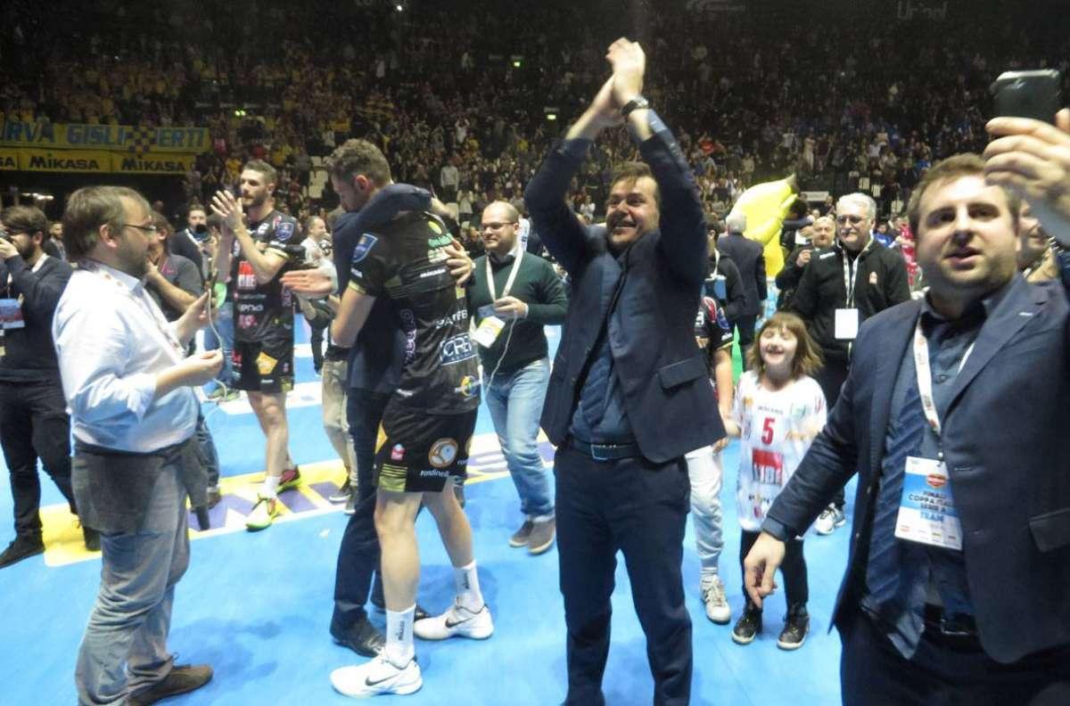 Civitanova, il nuovo coach è Blengini