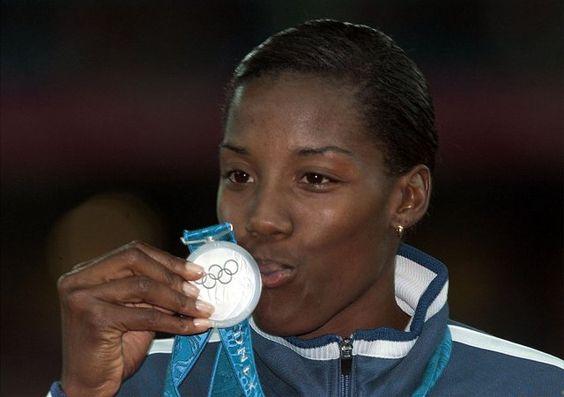 may argento olimpico