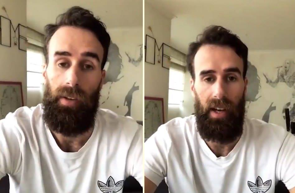 gigi datome barba