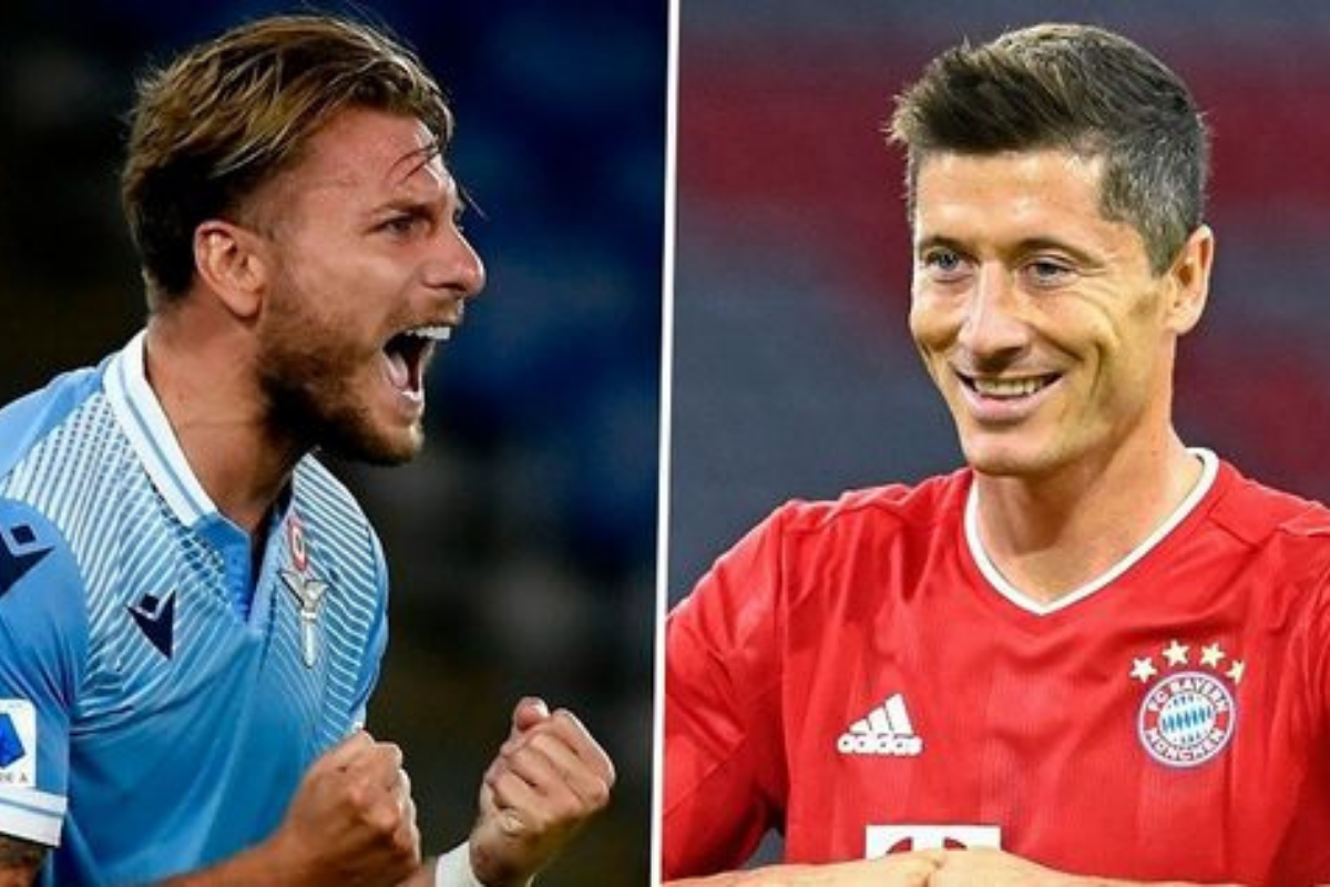immobile vs lewandowski