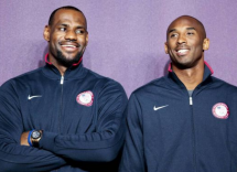 kobe bryant lebron james usa
