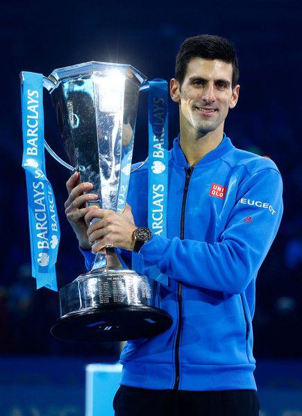 Djokovic atp