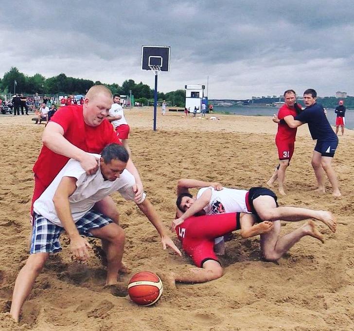 spiaggia regball